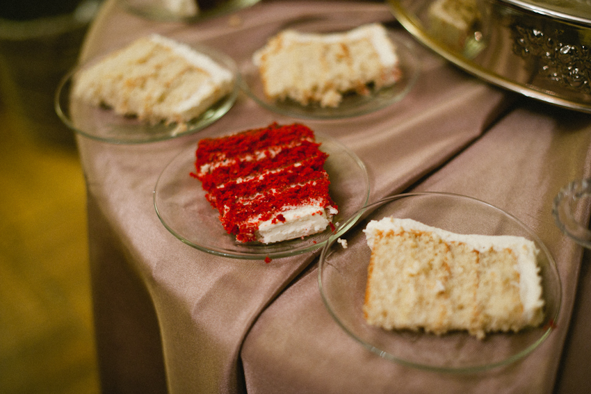 Gabrella Manor, reception food, cutting cake, birmingham alabama, wedding reception, reception vendors